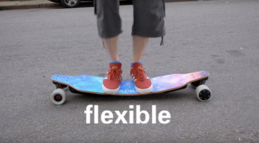 Backfire's Flexible Deck