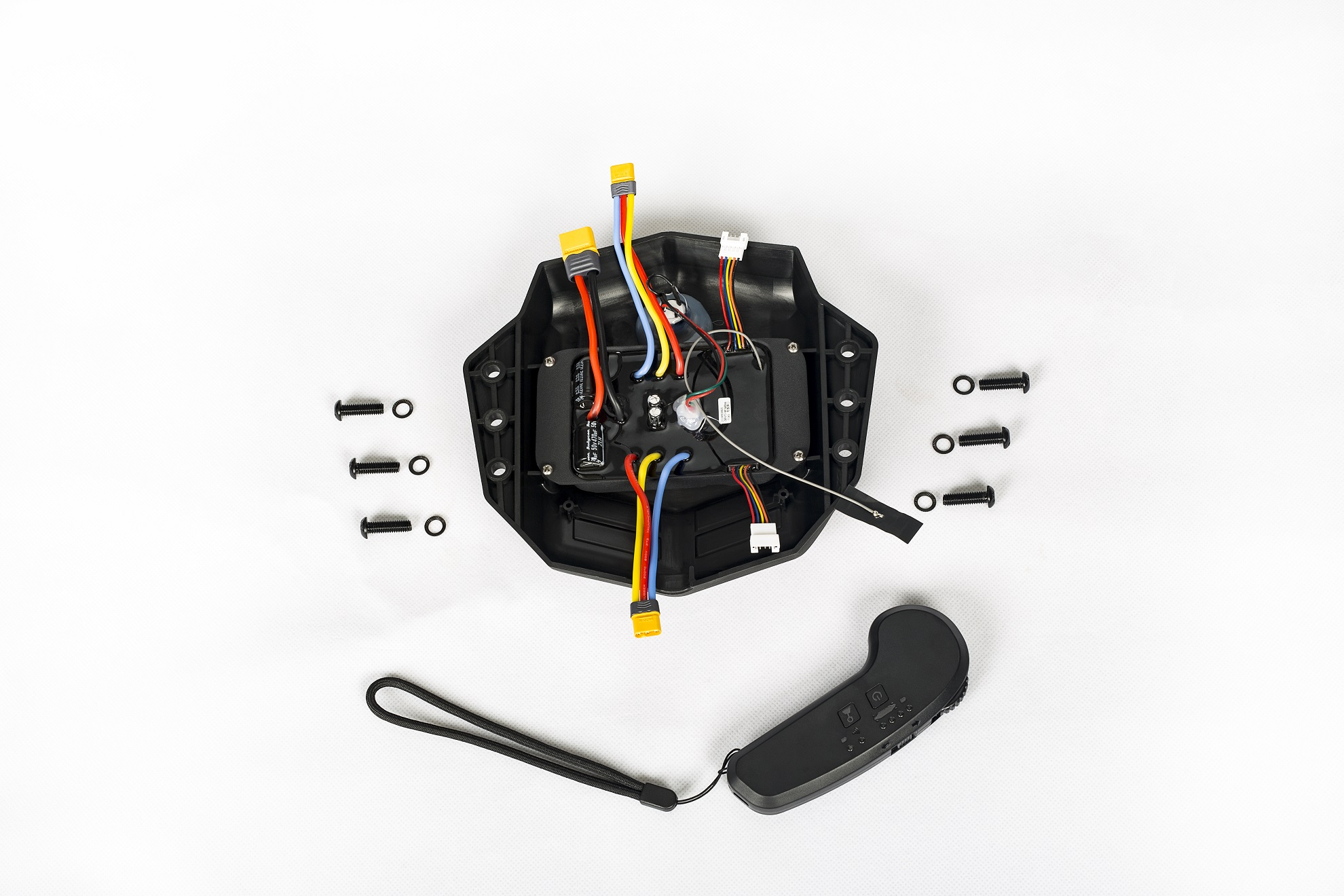 Backfire Electronic Kit For The Upgrade Of G2 Back Order In Stock Electric Skateboard Wiring Diagram Introduction
