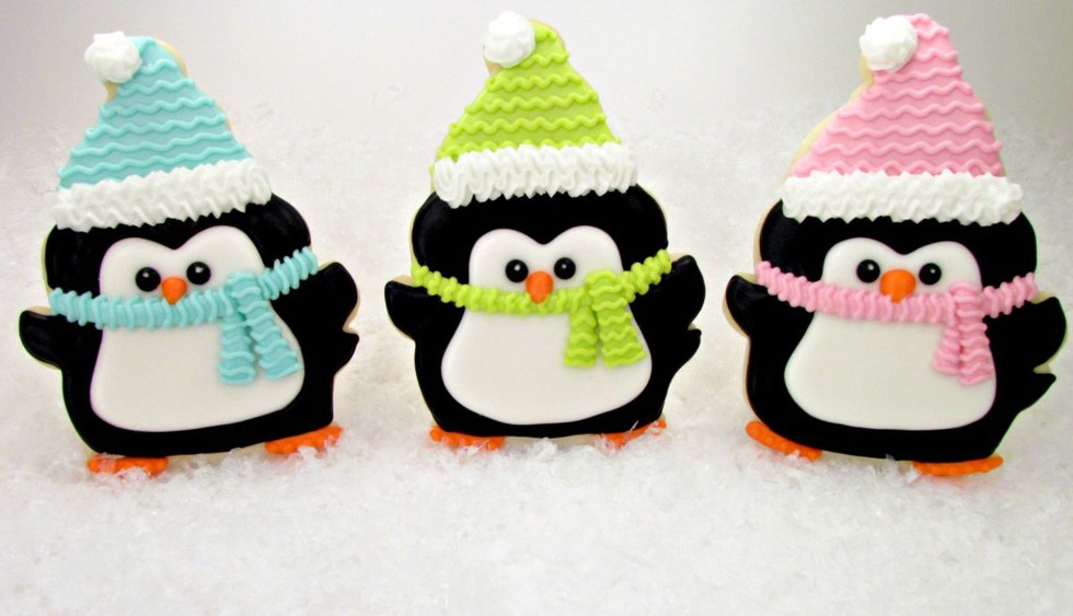 Penguin goodies