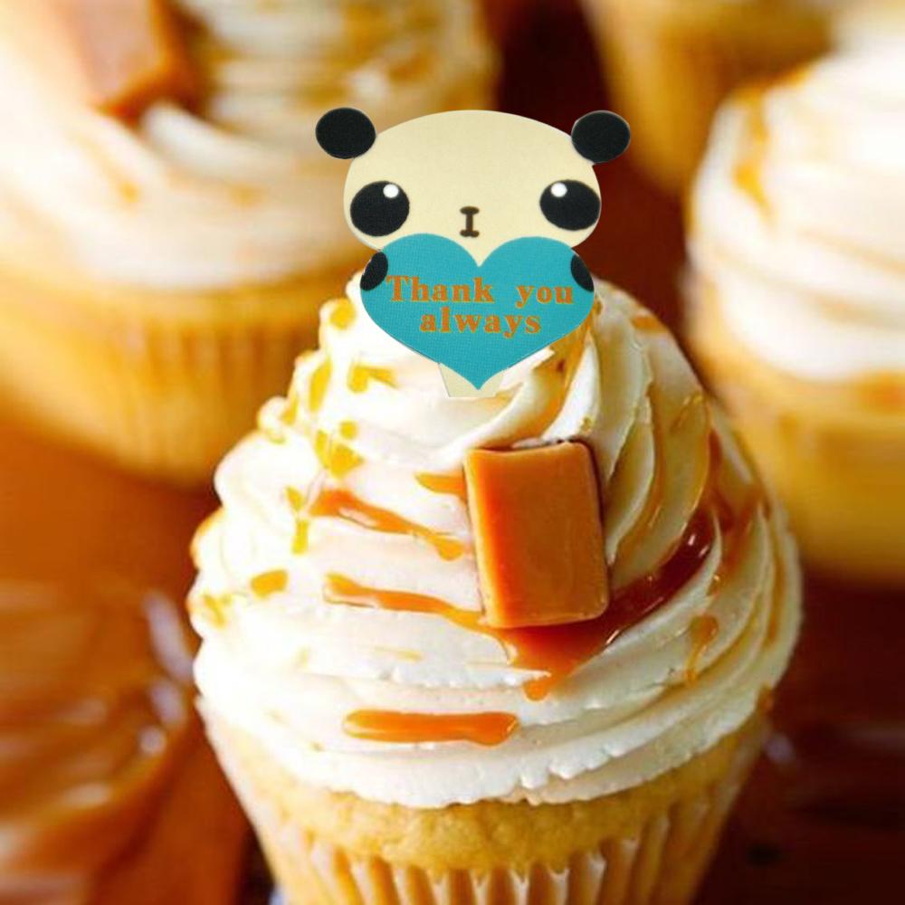 Thankful Panda Card