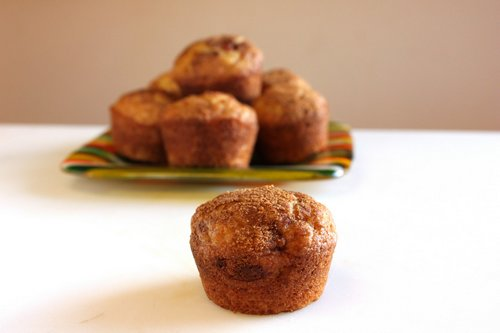 Syrup muffins